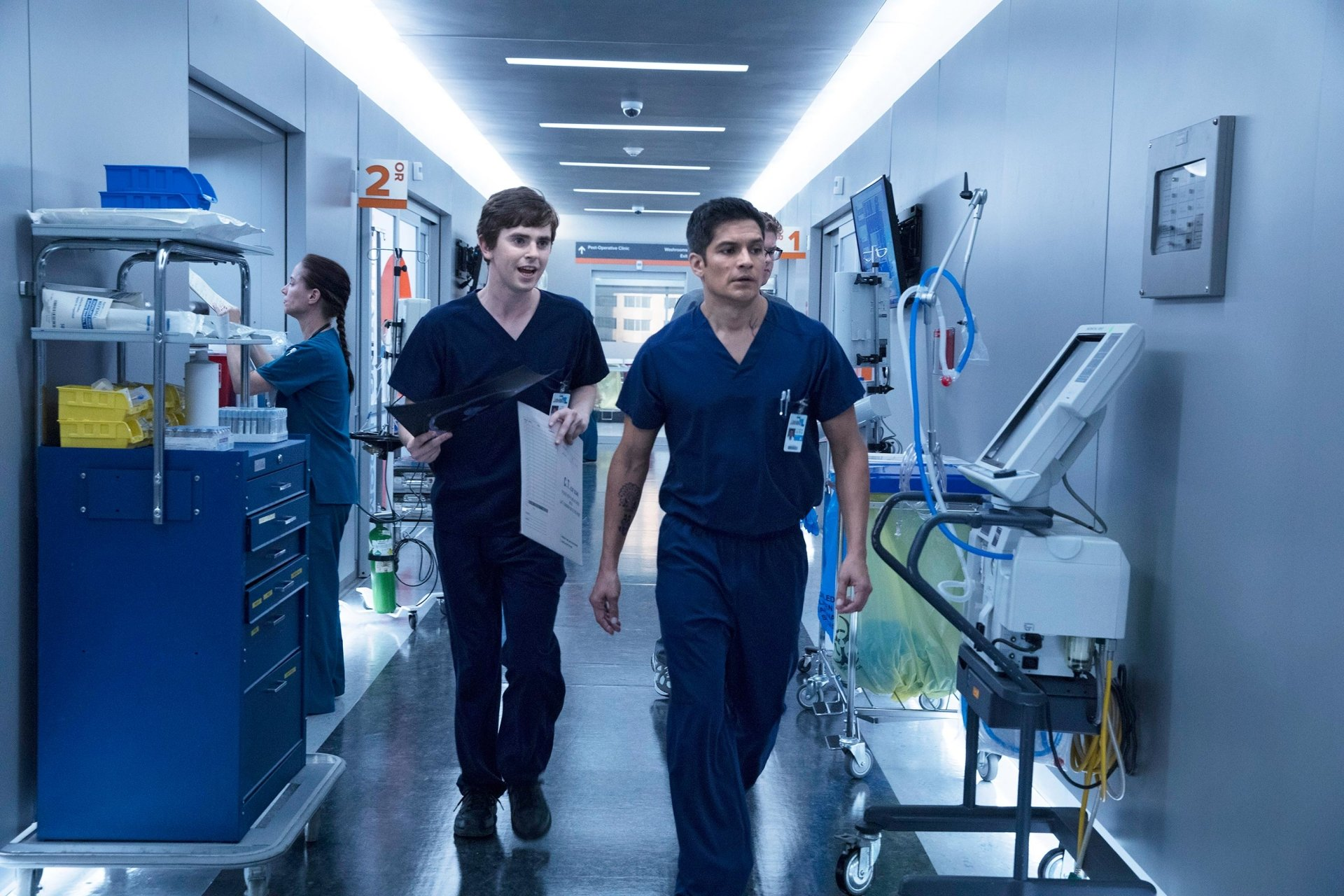 TV Show - The Good Doctor  Wallpaper