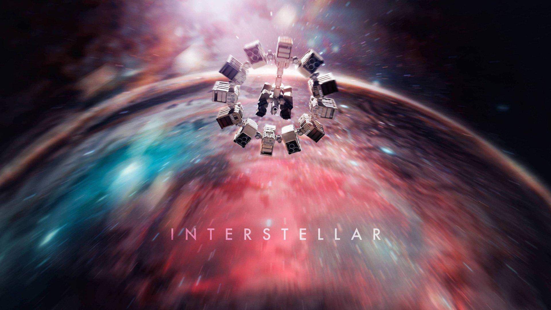 Movie - Interstellar  Space Movie Wallpaper