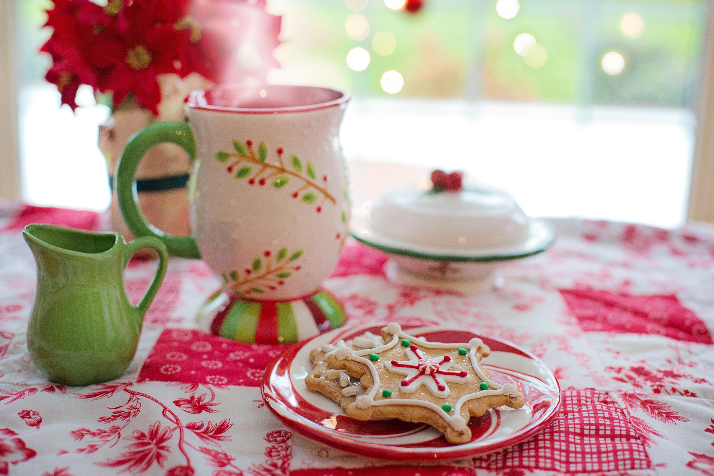 Christmas Cookies 5k Retina Ultra HD Wallpaper ...