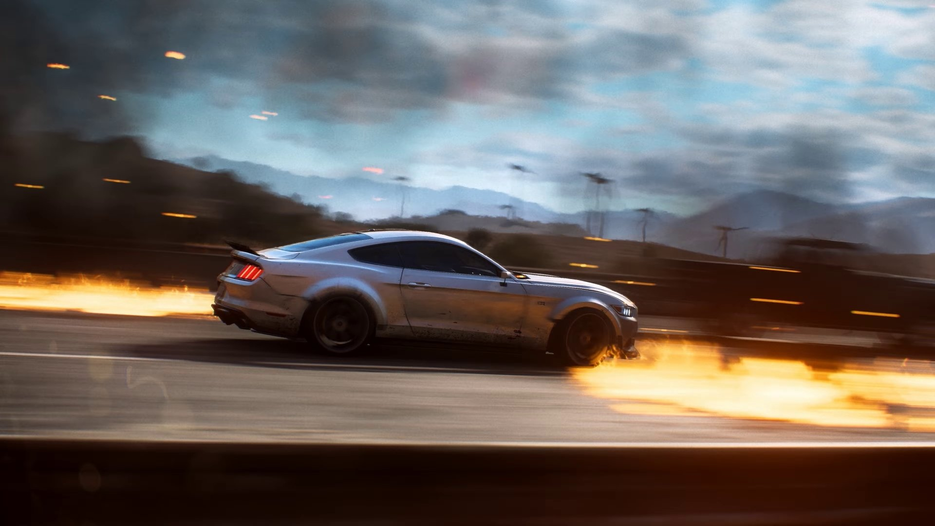 ford mustang gt need for speed payback