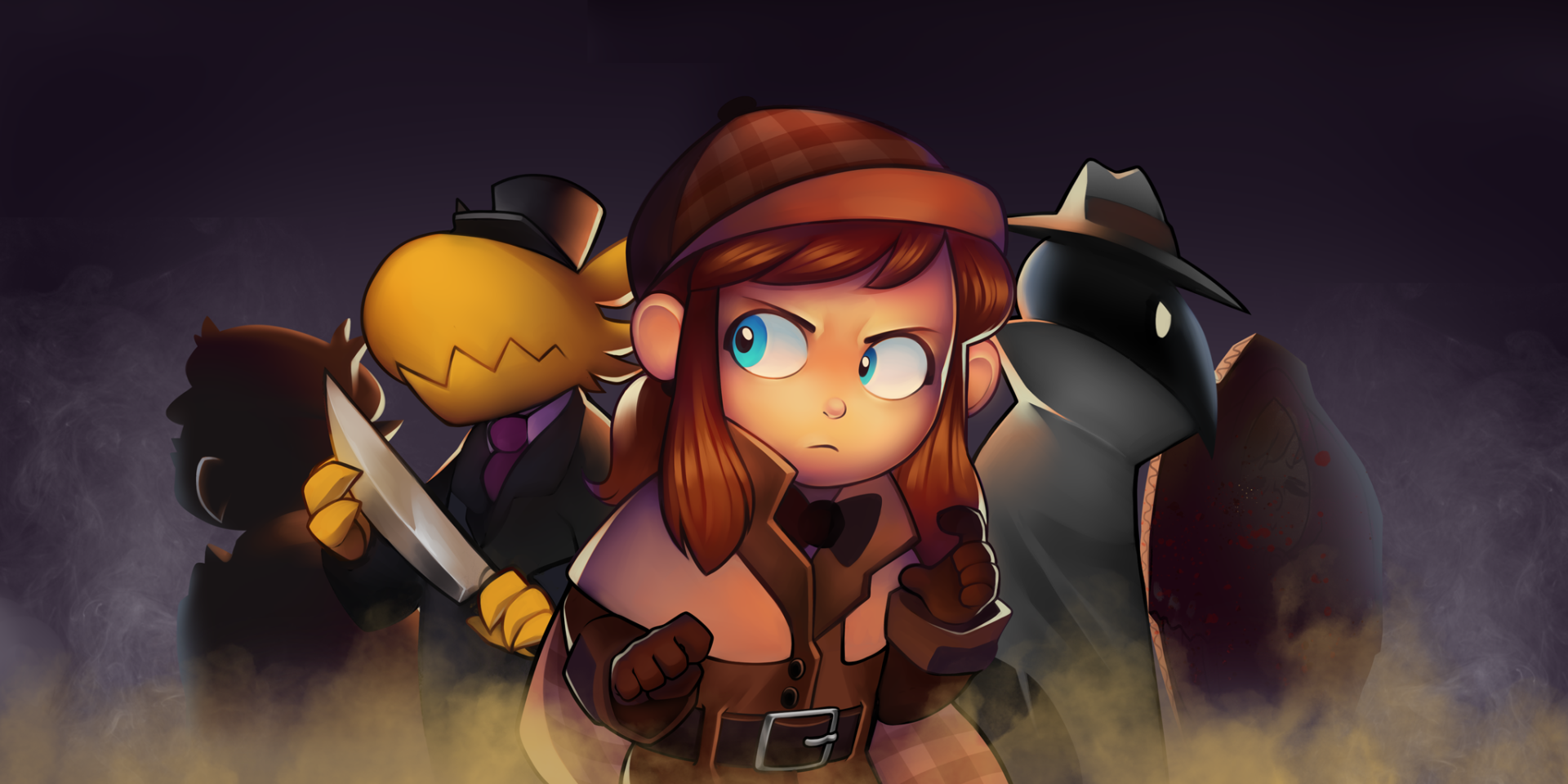 Video Game - A Hat in Time  Wallpaper