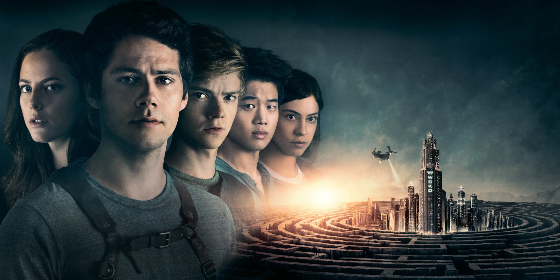 21 Maze Runner The Death Cure Hd Wallpapers Background Images