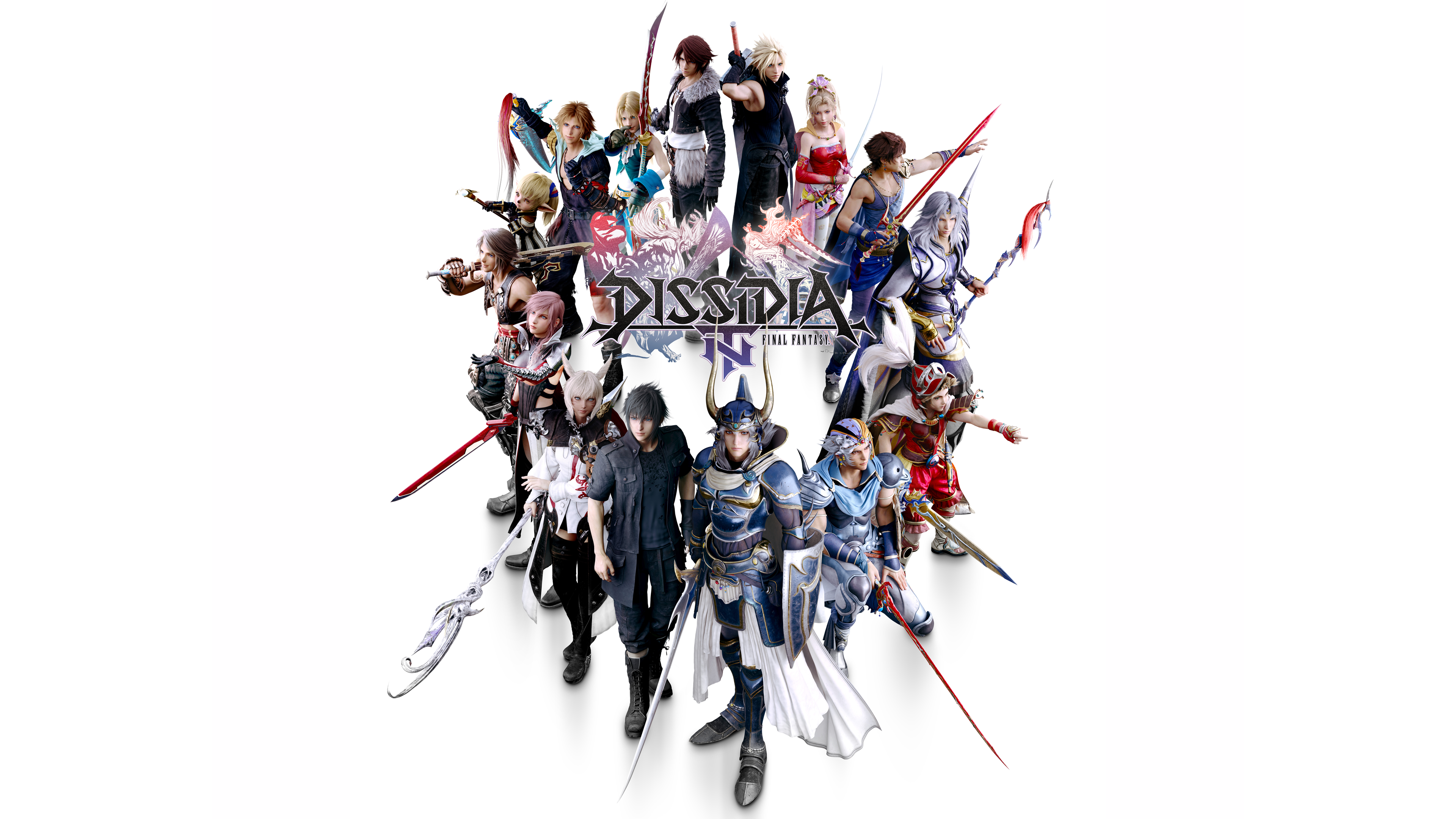 57 Dissidia Final Fantasy Nt Hd Wallpapers Background Images