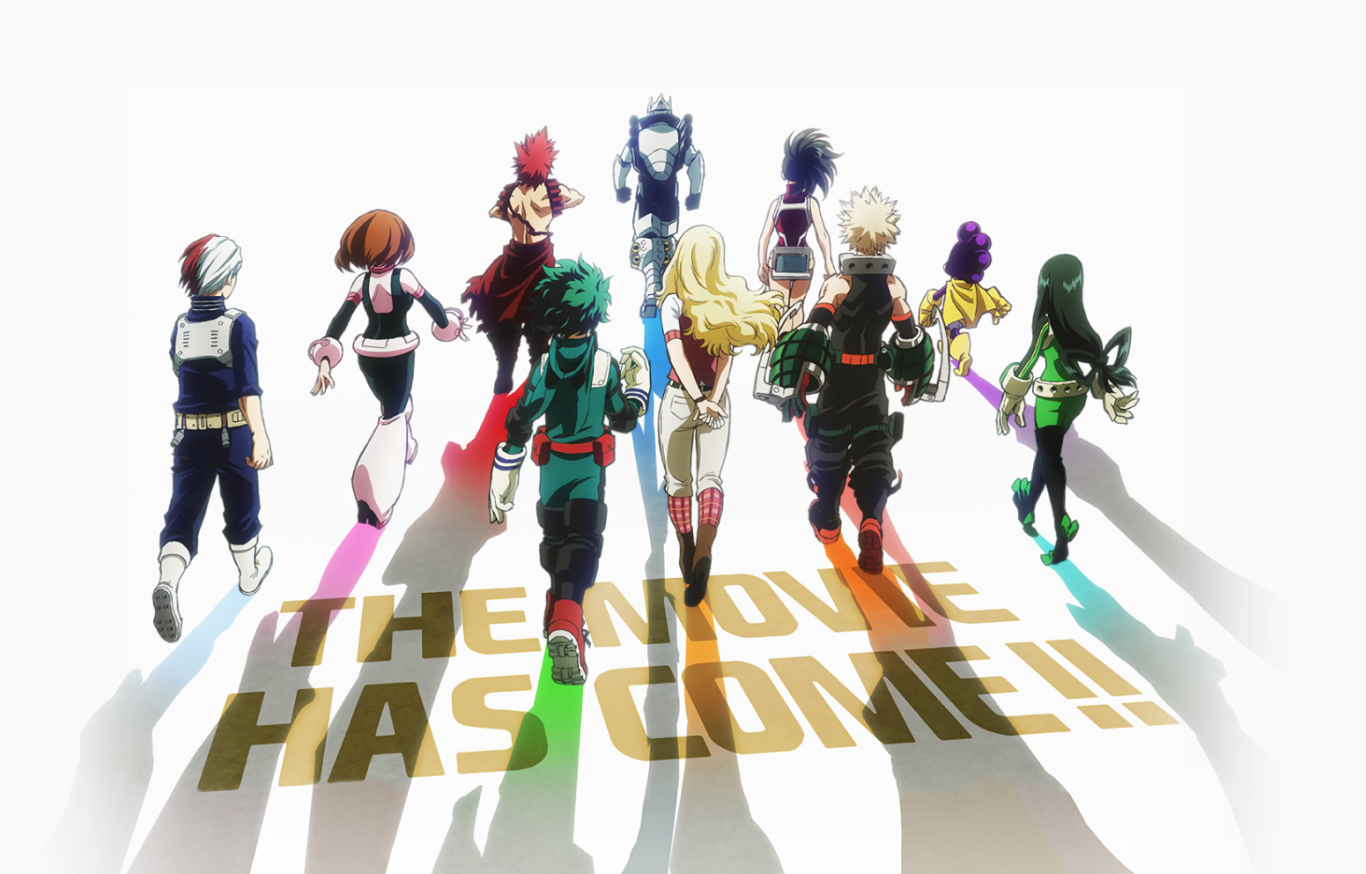 1095 My Hero Academia HD Wallpapers | Background Images ...