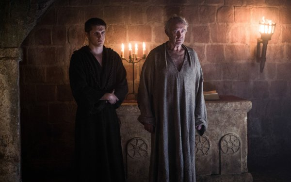 TV Show Game Of Thrones Lancel Lannister High Sparrow Jonathan Pryce HD Wallpaper | Background Image