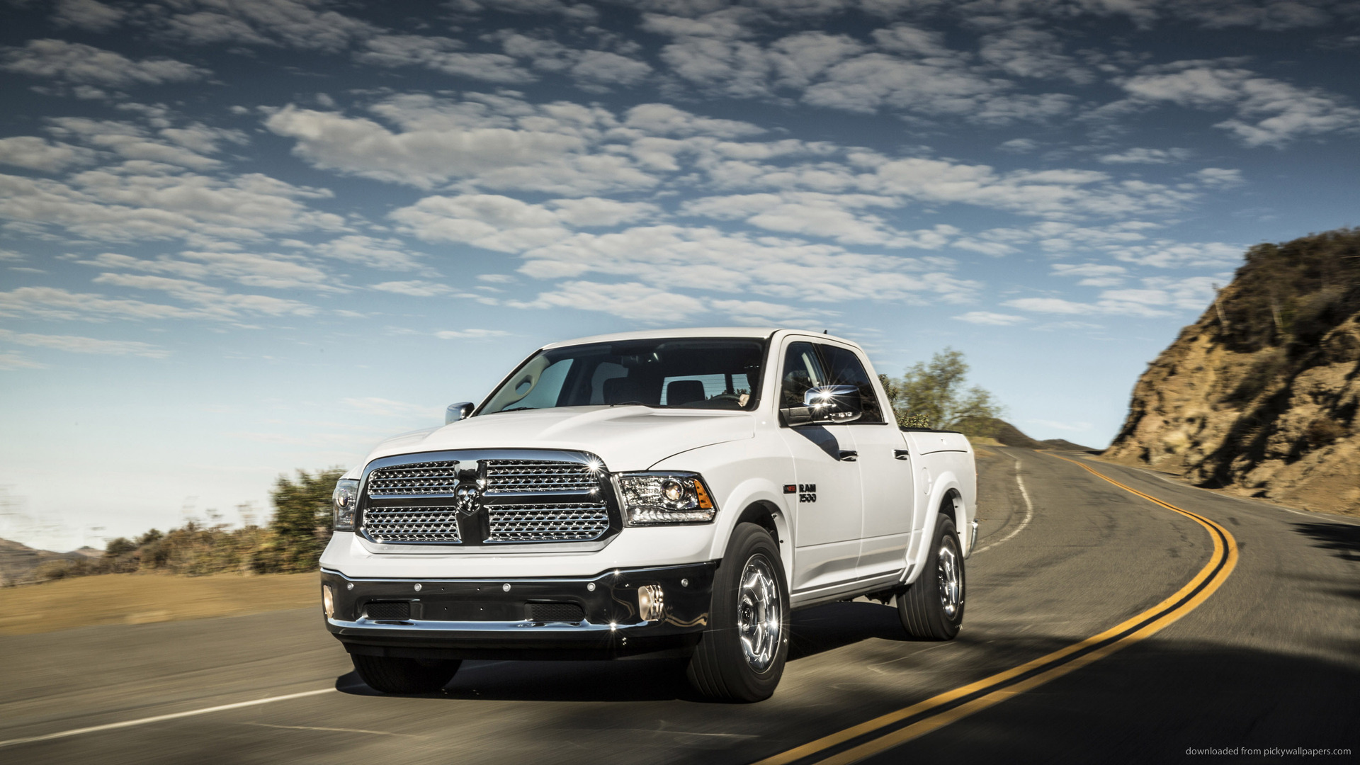 Dodge Ram 1500 Hd Wallpaper Background Image 1920x1080 Id 892407 Wallpaper Abyss