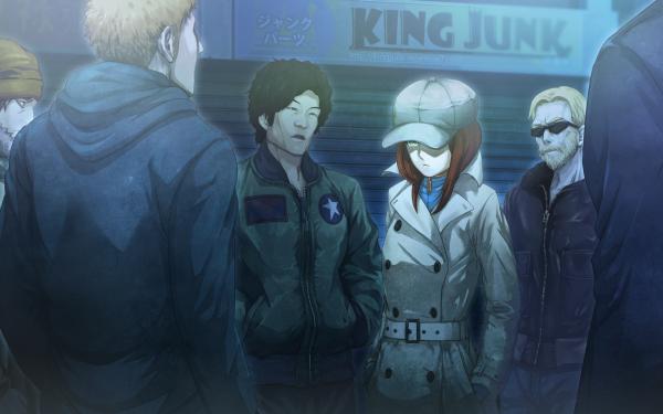 Anime Steins;Gate Suzuha Amane HD Wallpaper | Background Image