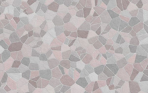Abstract Pattern Mosaic Pastel Pink HD Wallpaper | Background Image