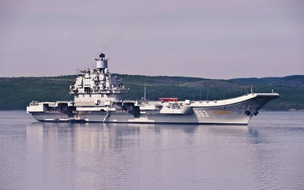 Military Russian aircraft carrier Admiral Kuznetsov Warships Russian Navy Warship Aircraft Carrier HD Wallpaper | Background Image