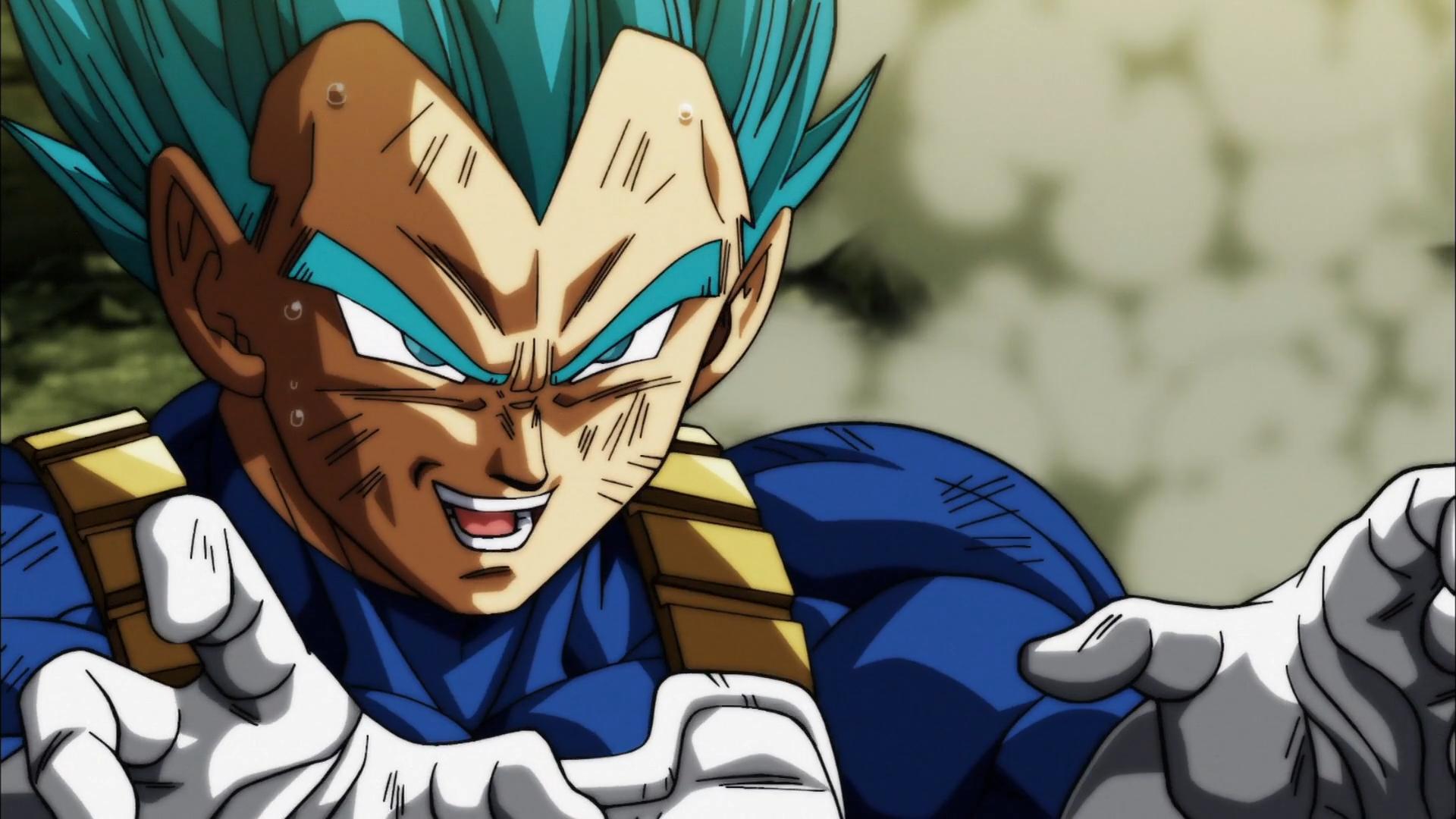 动漫 - 龙珠超  Vegeta (Dragon Ball) Super Saiyan Blue 壁纸
