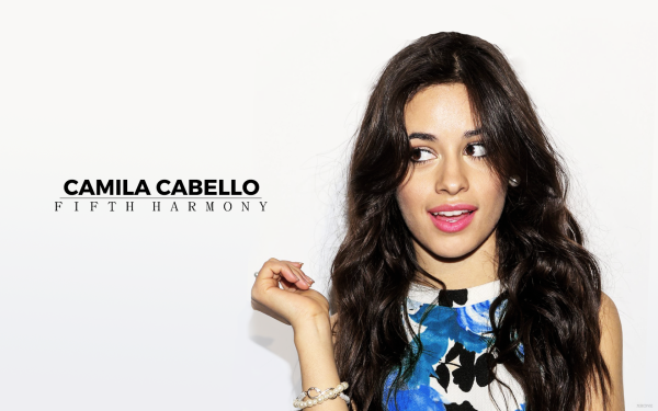 Music Camila Cabello Singers United States Fifth Harmony Woman Singer Latina Brunette Brown Eyes HD Wallpaper   Background Image