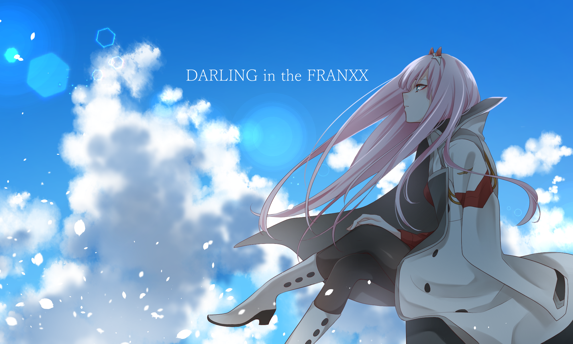 darling in the franxx wallpaper