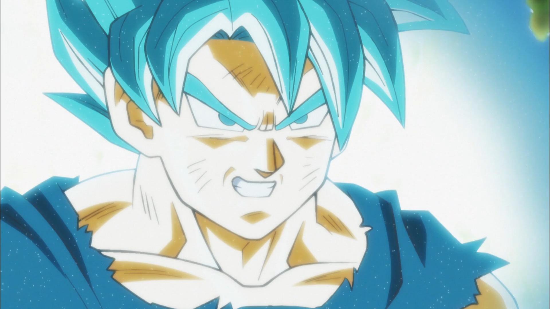 Anime - Dragon Ball Super  Goku Super Saiyan Blue Wallpaper