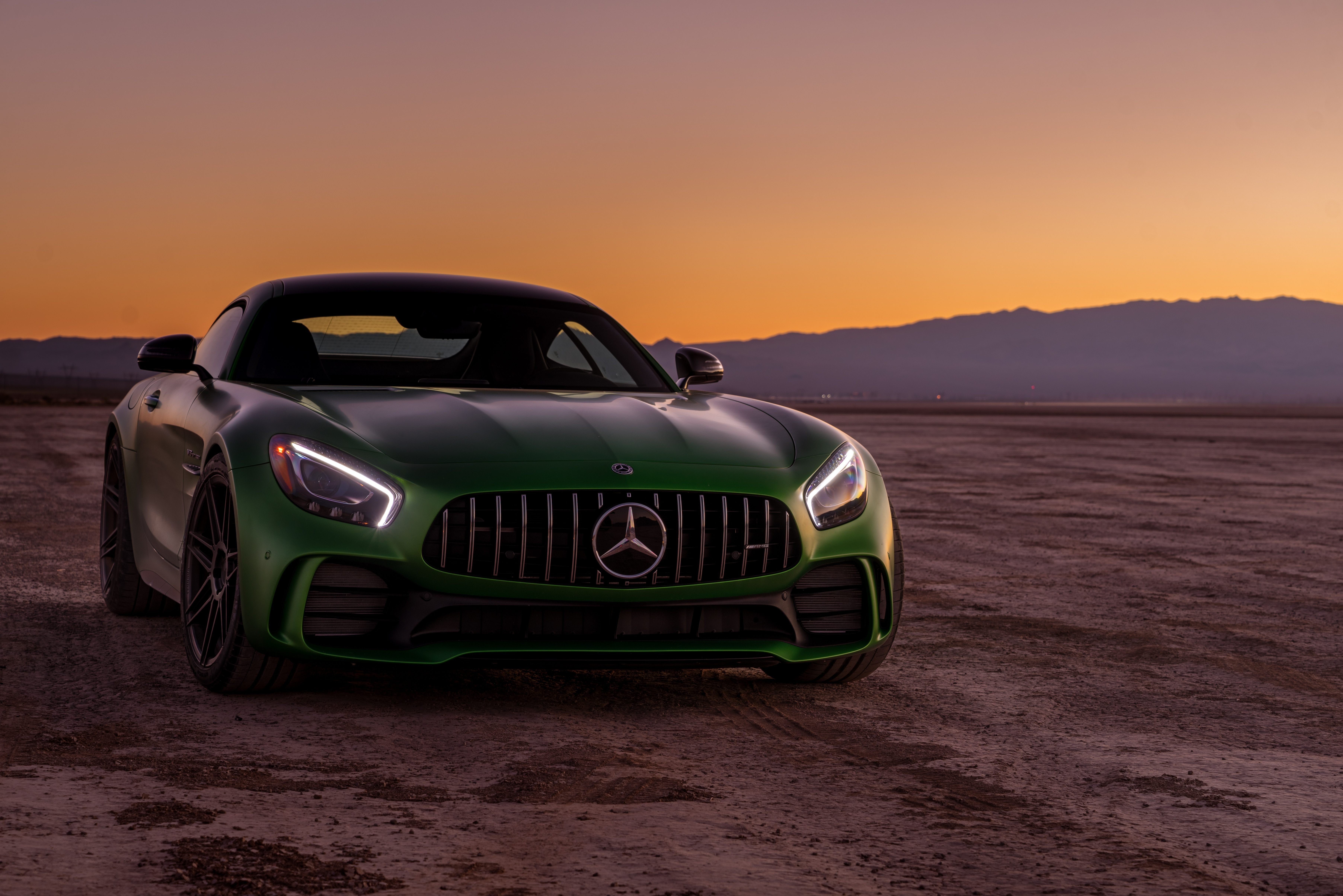 Mercedes Amg Gt 5k Retina Ultra Fond D Ecran Hd Arriere