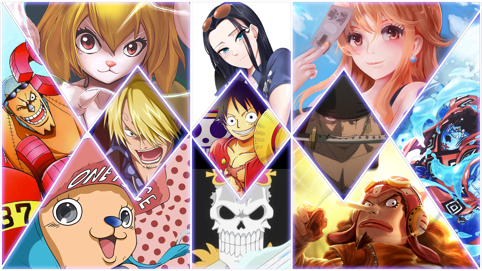 20 Carrot One Piece Hd Wallpapers Background Images Wallpaper