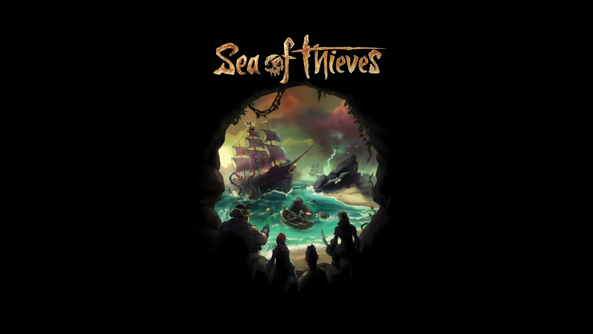 Video Game - Sea Of Thieves  Wallpaper