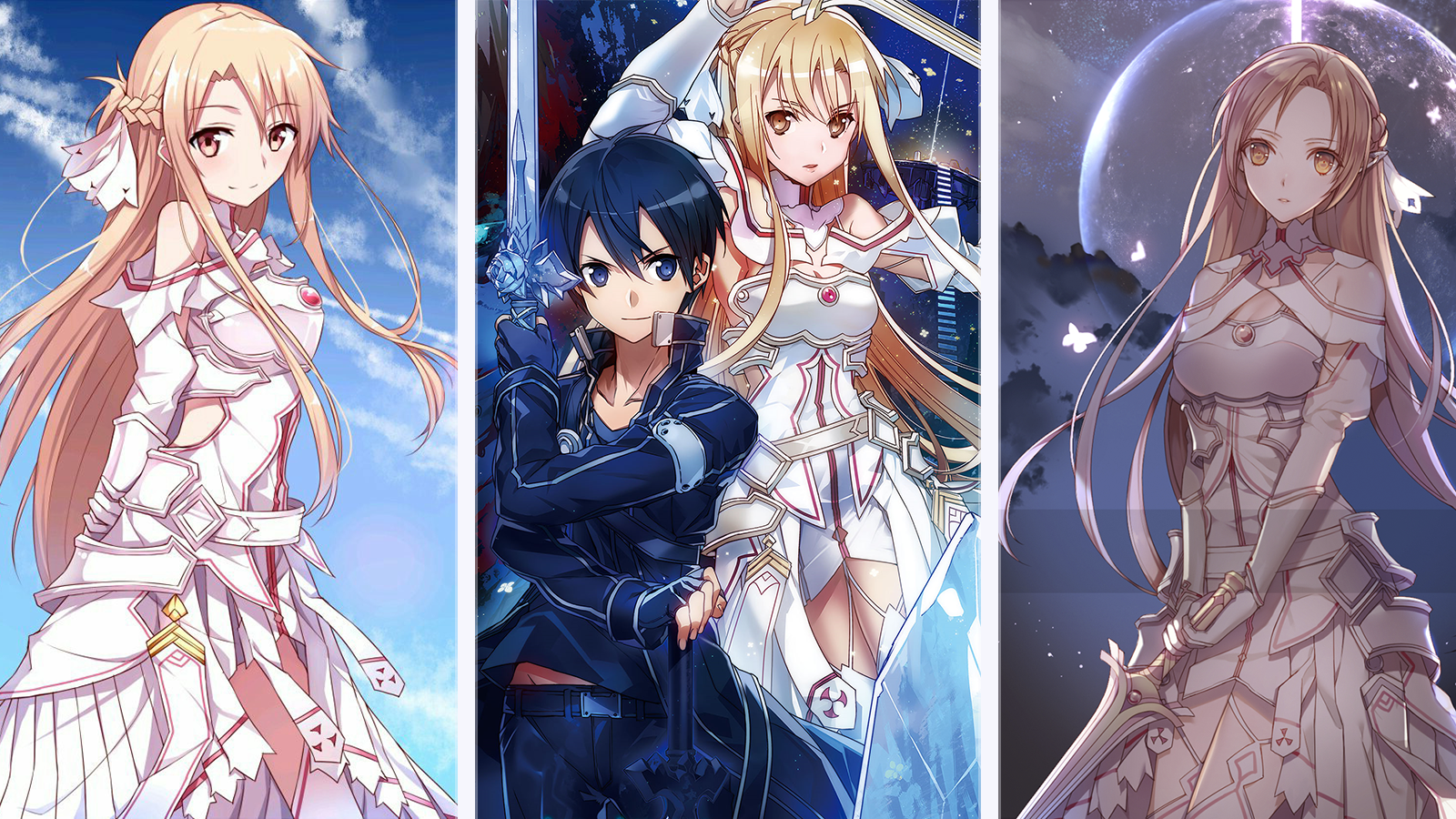 Sword Art Online Alicization Wallpaper And Background Image 1600x900 Id 902137 Wallpaper Abyss