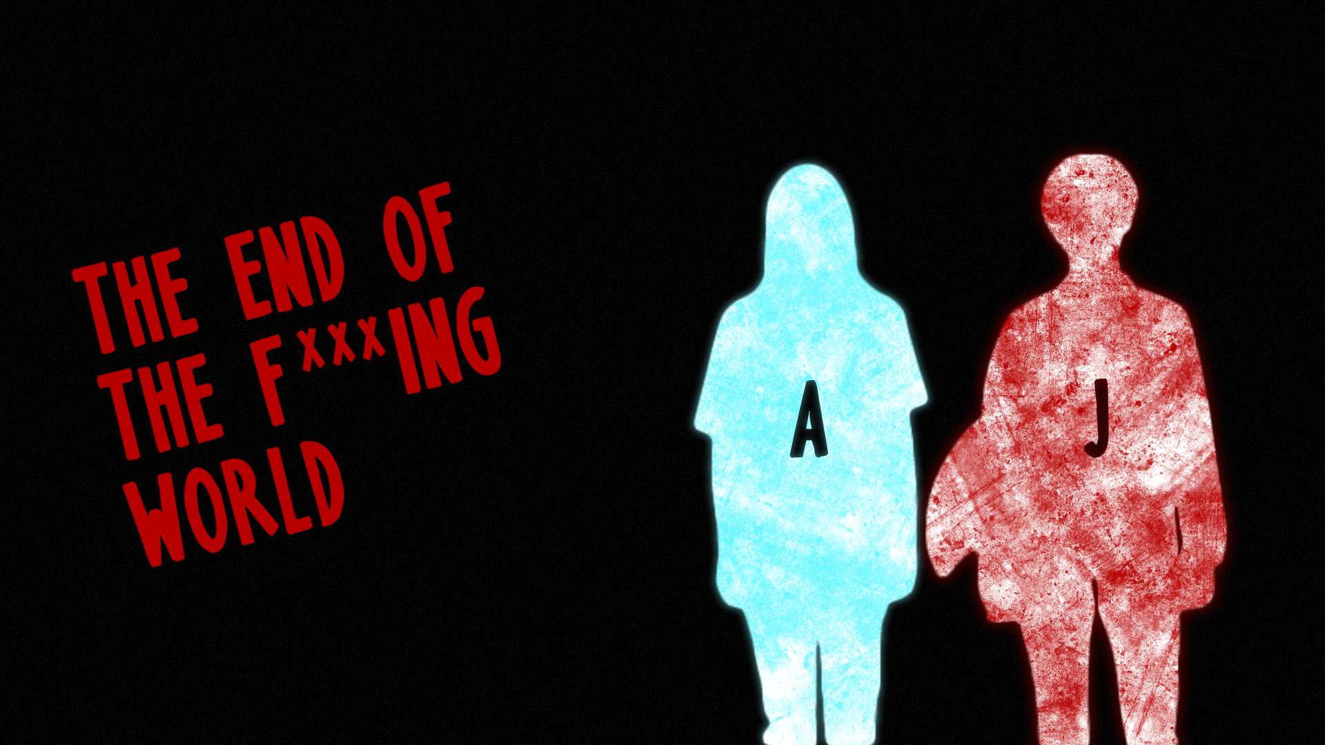 The End Of The F Ing World Wallpaper Hd Wallpaper Background
