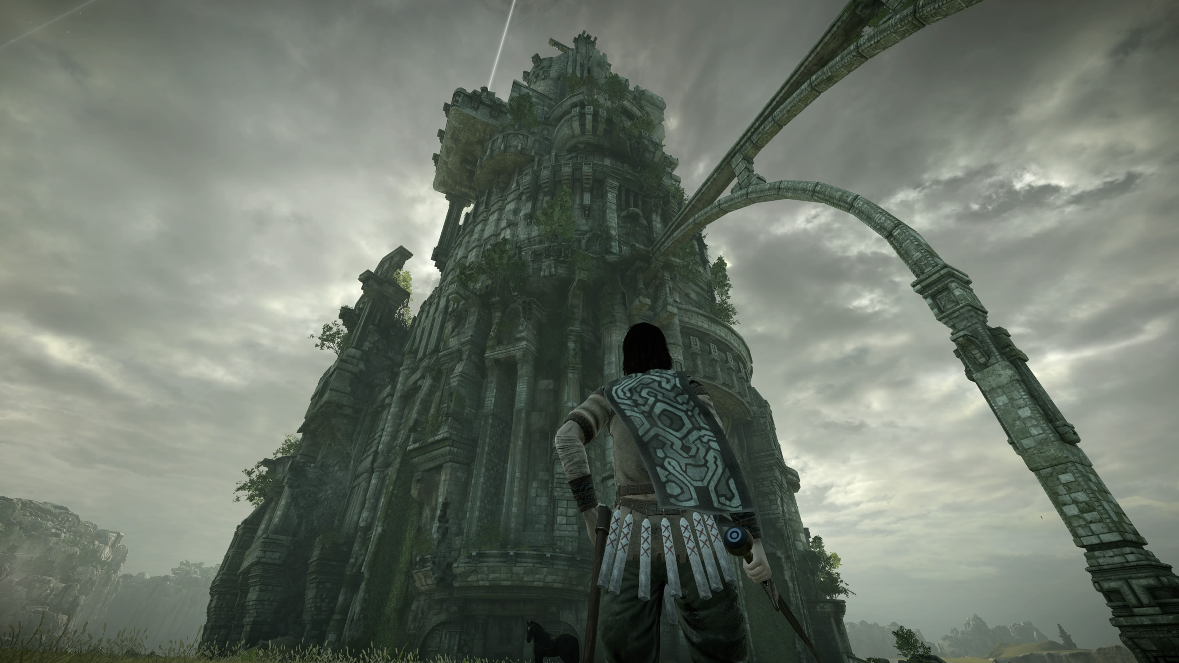 Shadow Of The Colossus1 4k Ultra Fondo De Pantalla Hd