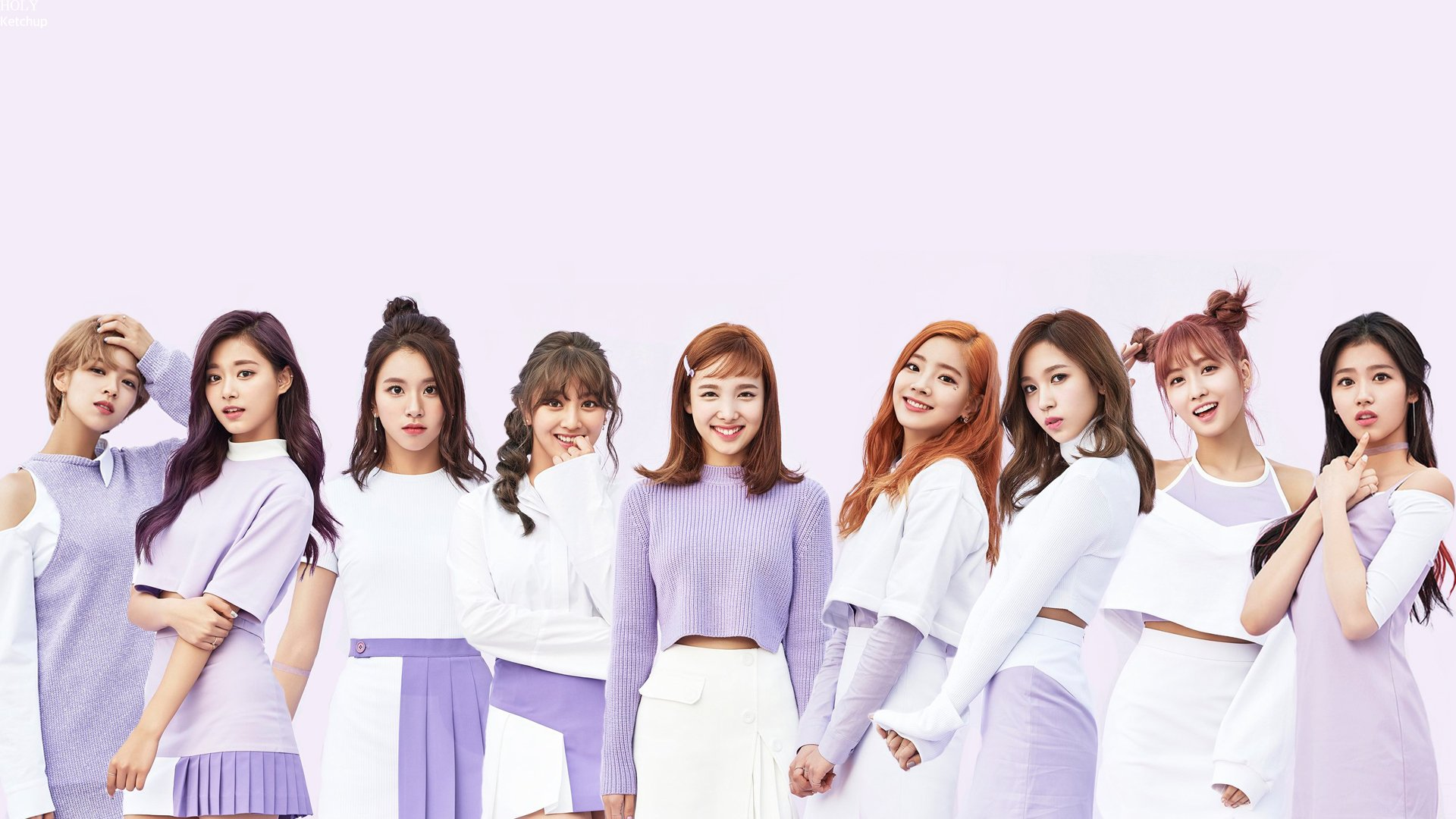 Twice Girls Cuties Hd Wallpaper Background Image 1920x1080 Id