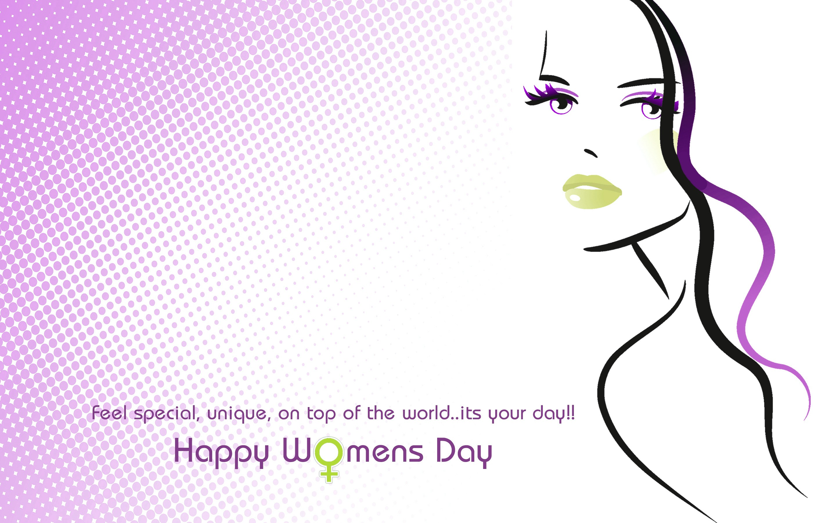 Womens Day Hd Wallpaper Background Image 2880x1800 Id907016
