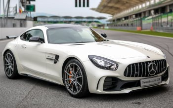 48 Mercedes Amg Gt R Hd Wallpapers Background Images