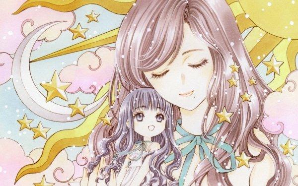 Anime Sakura, chasseuse de cartes Tomoyo Daidouji Junko Iwao Fond d'écran HD | Image