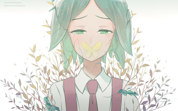 Anime Houseki no Kuni Phosphophyllite HD Wallpaper   Background Image