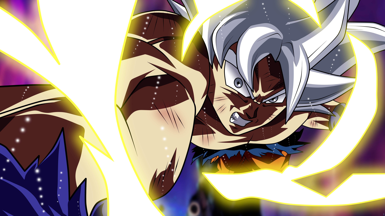 Goku Migatte No Gokui dominado 5k Retina Ultra HD Wallpaper | Background  Image | 5760x3240 | ID:910680 - Wallpaper Abyss