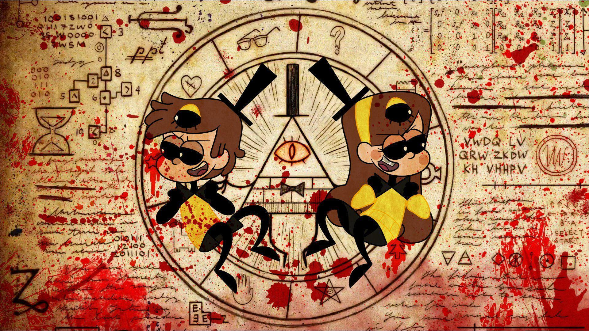 Gravity Falls Hd Wallpaper Hintergrund 1920x1080 Id