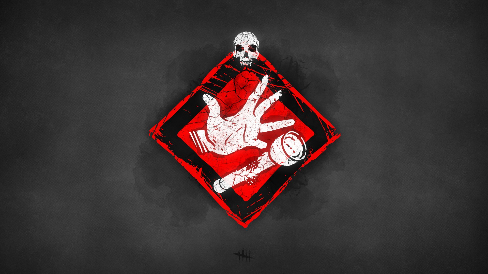 Video Game - Dead by Daylight  Franklin's Demise (Dead by Daylight) Leatherface (Dead by Daylight) Minimalist Video Game Wallpaper