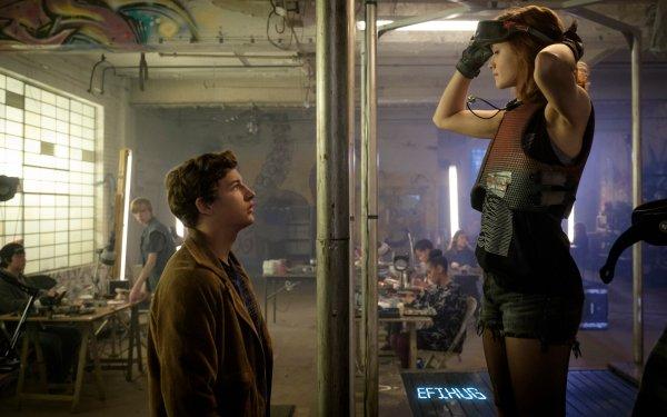 Movie Ready Player One Tye Sheridan Olivia Cooke HD Wallpaper | Background Image