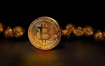 83 Bitcoin Hd Wallpapers Background Images Wallpaper Abyss