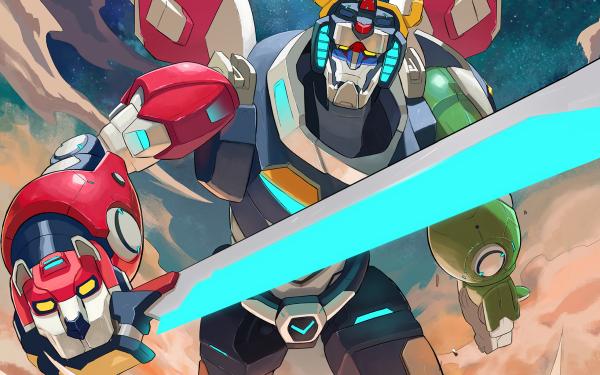 TV Show Voltron: Legendary Defender Voltron Robot Sword Voltron Legendary Defender HD Wallpaper   Background Image