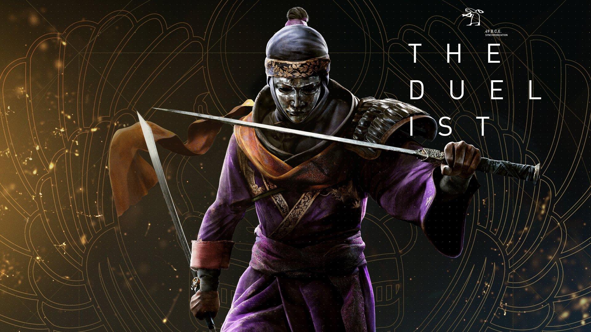 Assassin's Creed Origins The Duelist 8k Ultra Fondo De