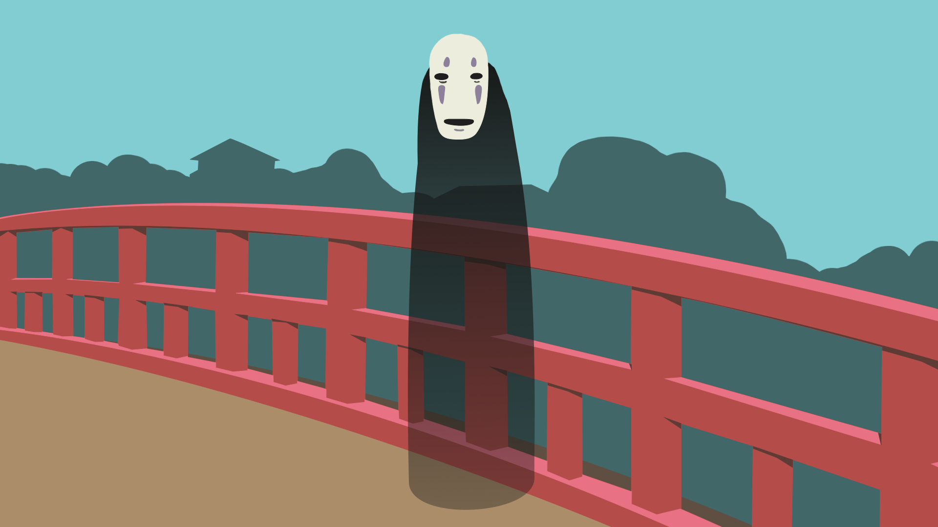 Spirited Away Hd Wallpaper Background Image 1920x1080 Id