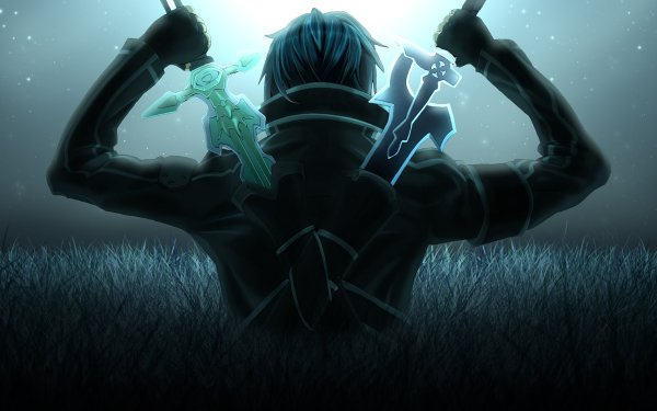 Anime Sword Art Online Kirito HD Wallpaper | Background Image