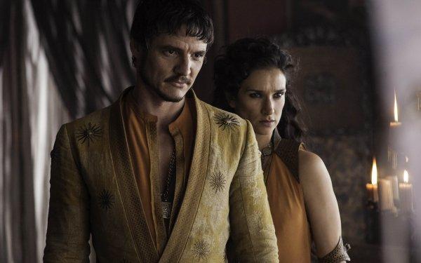 TV Show Game Of Thrones Oberyn Martell Ellaria Sand Pedro Pascal Indira Varma HD Wallpaper | Background Image