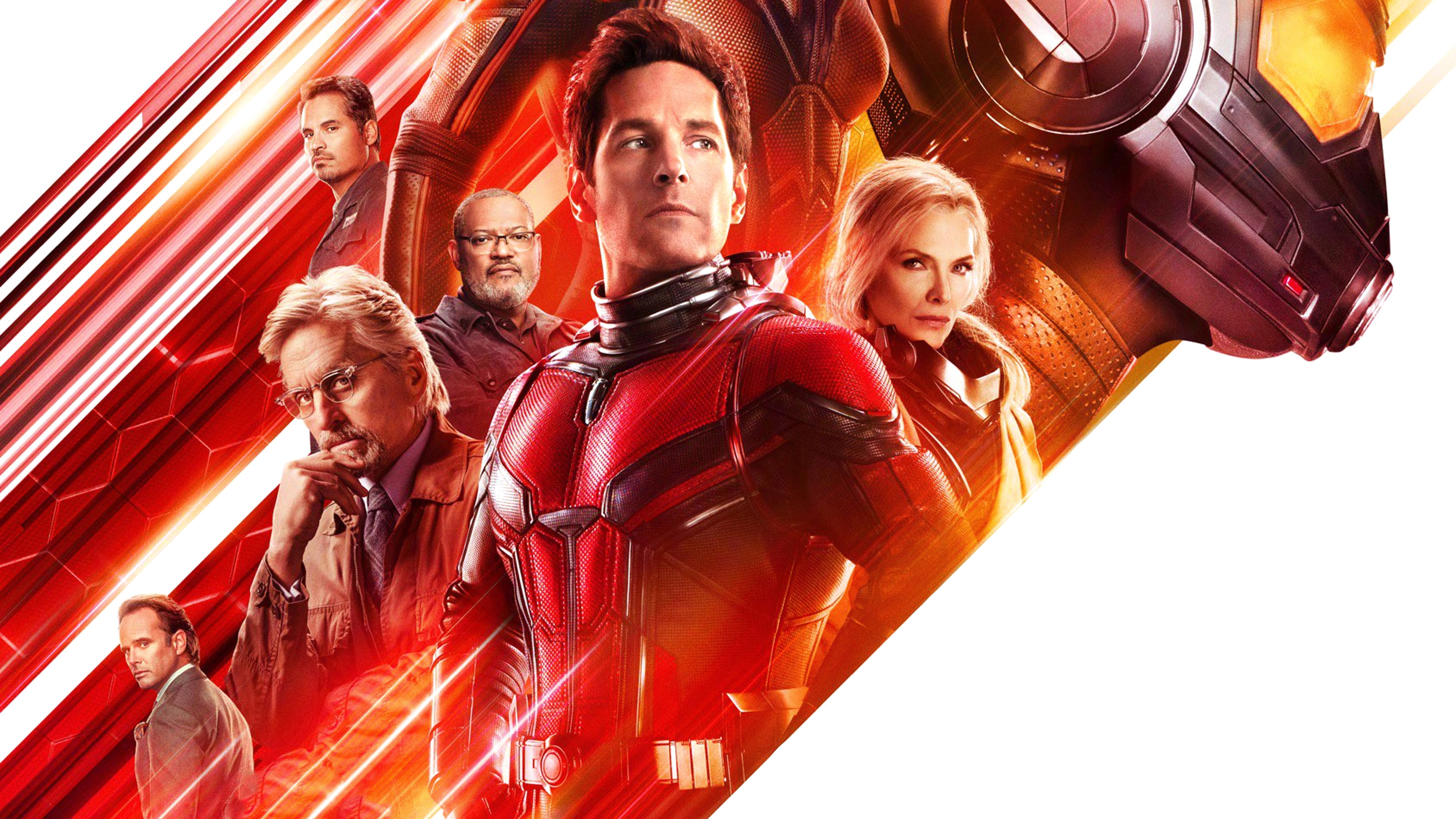 Ant Man And The Wasp Hd Wallpaper Background Image 3376x1899