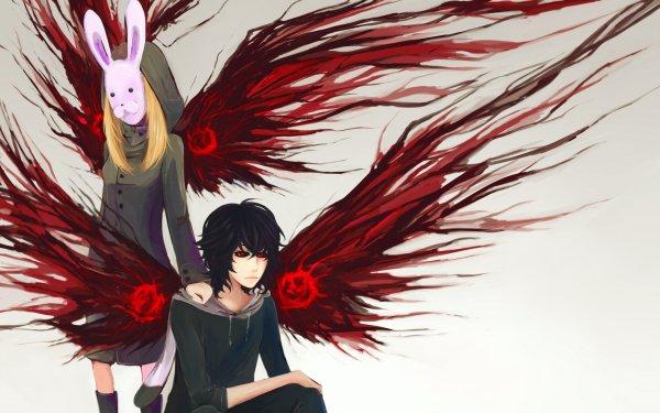 Anime Tokyo Ghoul Ayato Kirishima Touka Kirishima HD Wallpaper | Background Image