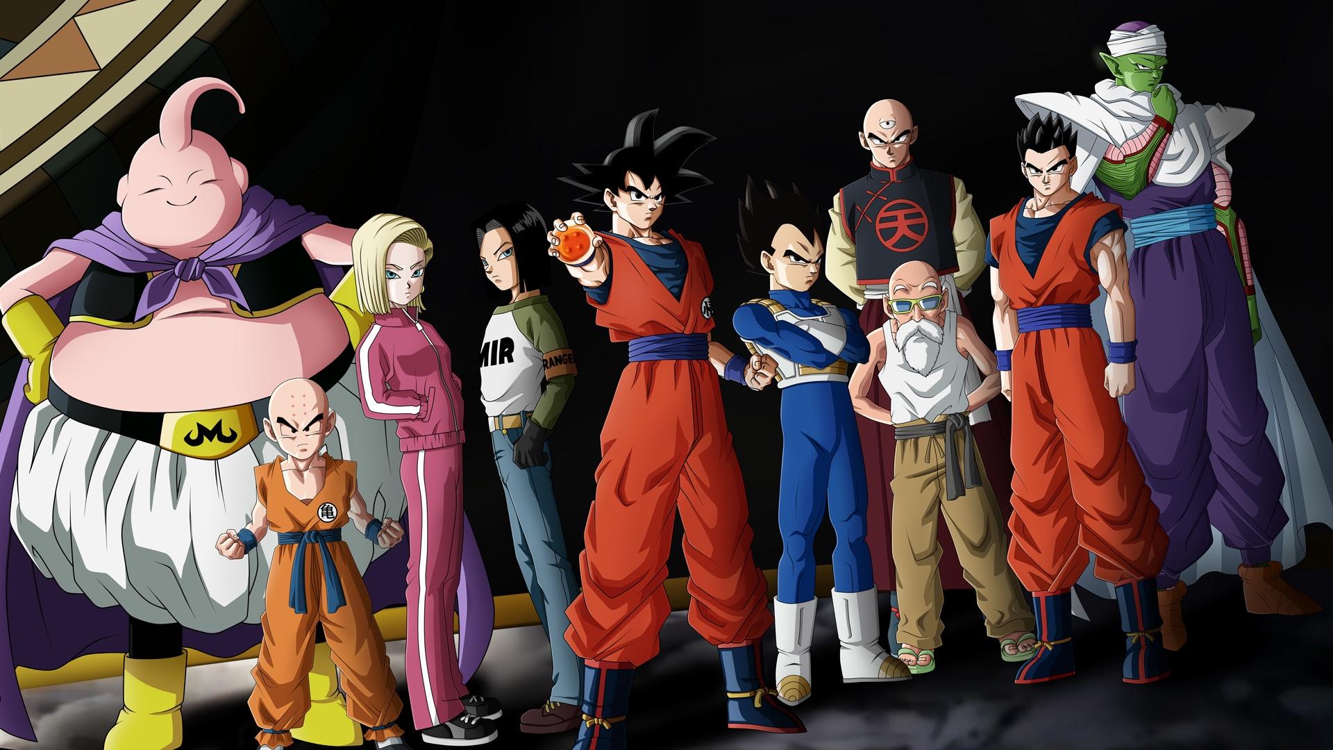Dragon Ball Super Hd Wallpaper Background Image 1920x1080 Id