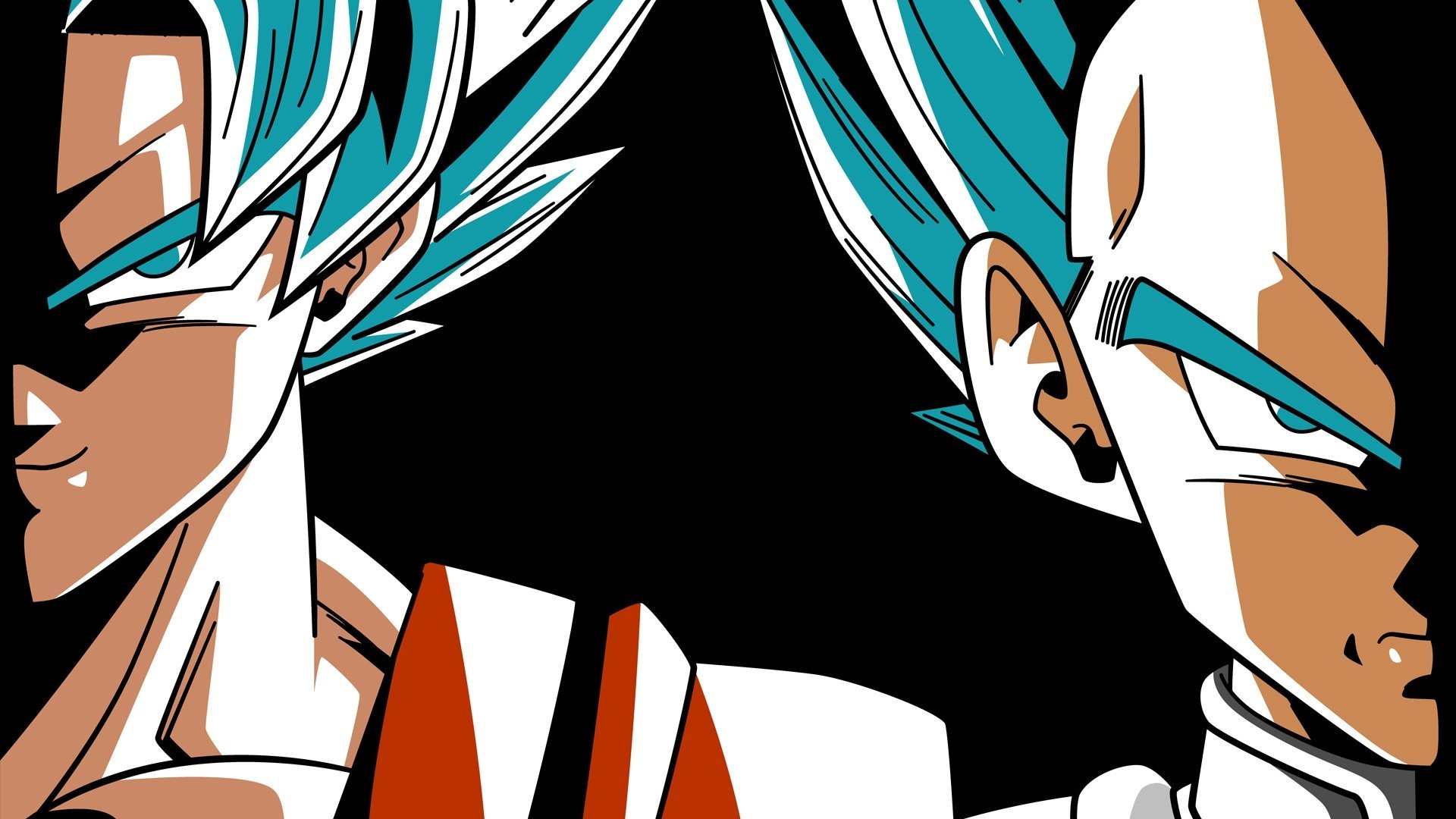 Dragon Ball Super - Goku and Vegeta HD Wallpaper ...
