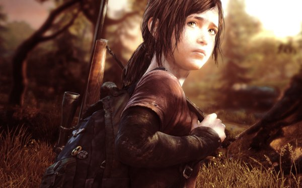 Video Game The Last Of Us Ellie HD Wallpaper | Background Image