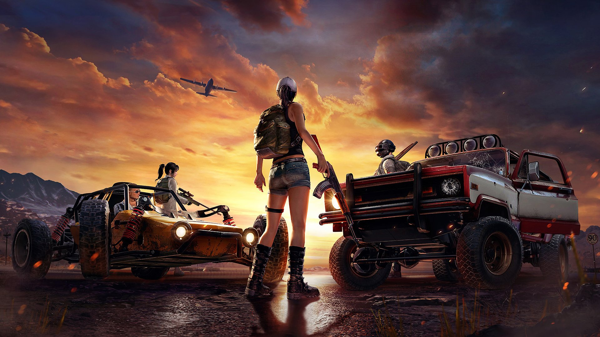 Playerunknown S Battlegrounds Hd Wallpaper Background Image