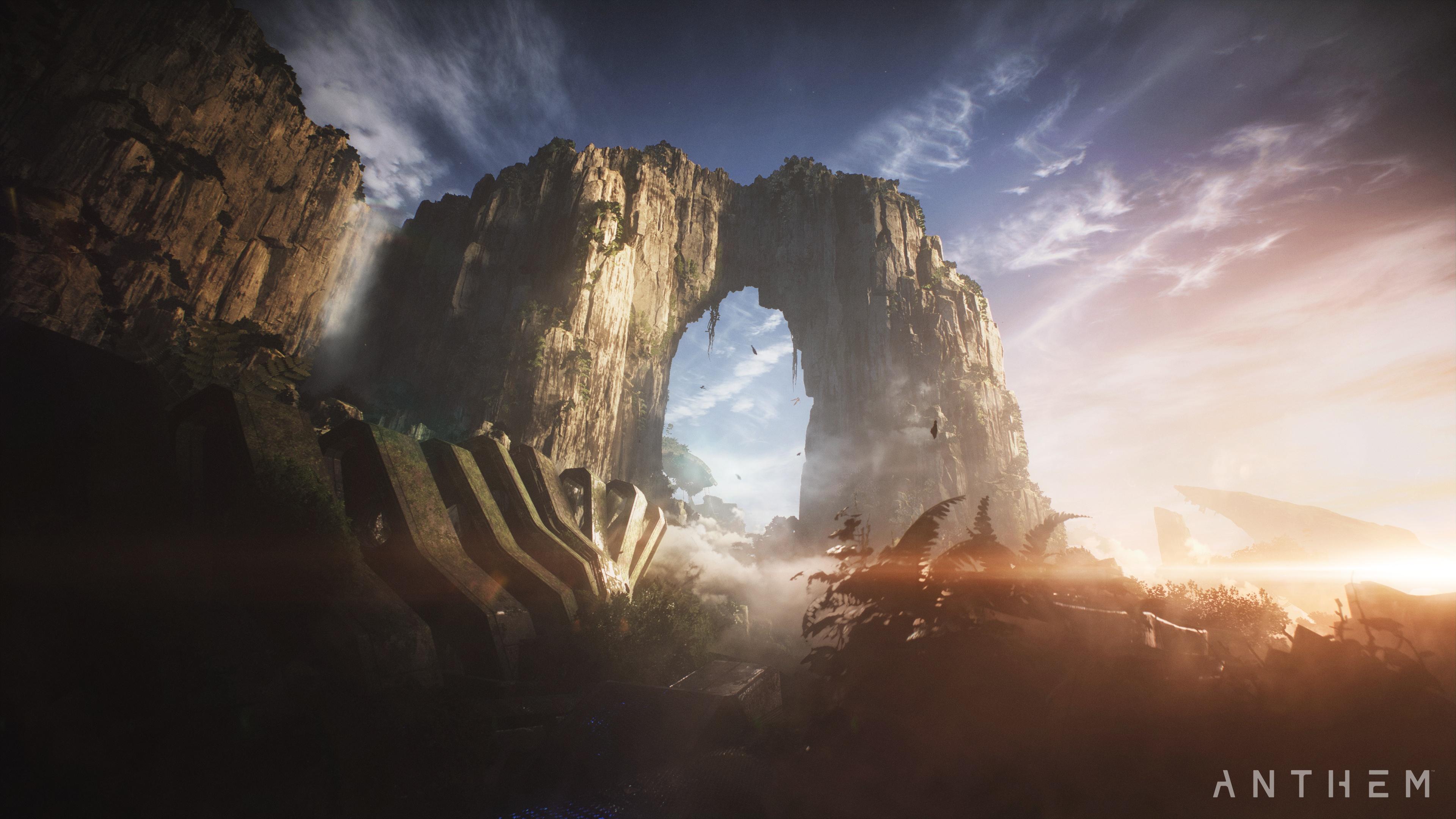Anthem 4k Ultra Fond d'écran HD | Arrière-Plan | 3840x2160 | ID:926622 - Wallpaper Abyss