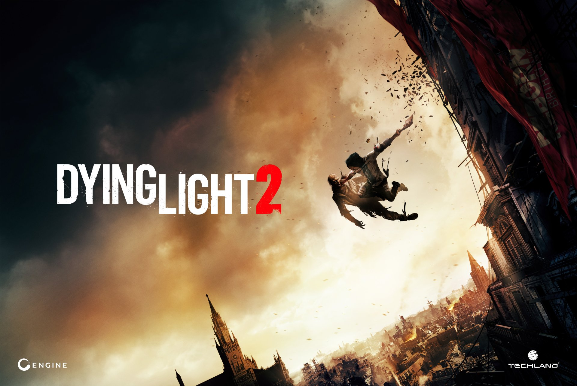 Video Game - Dying Light 2  Wallpaper
