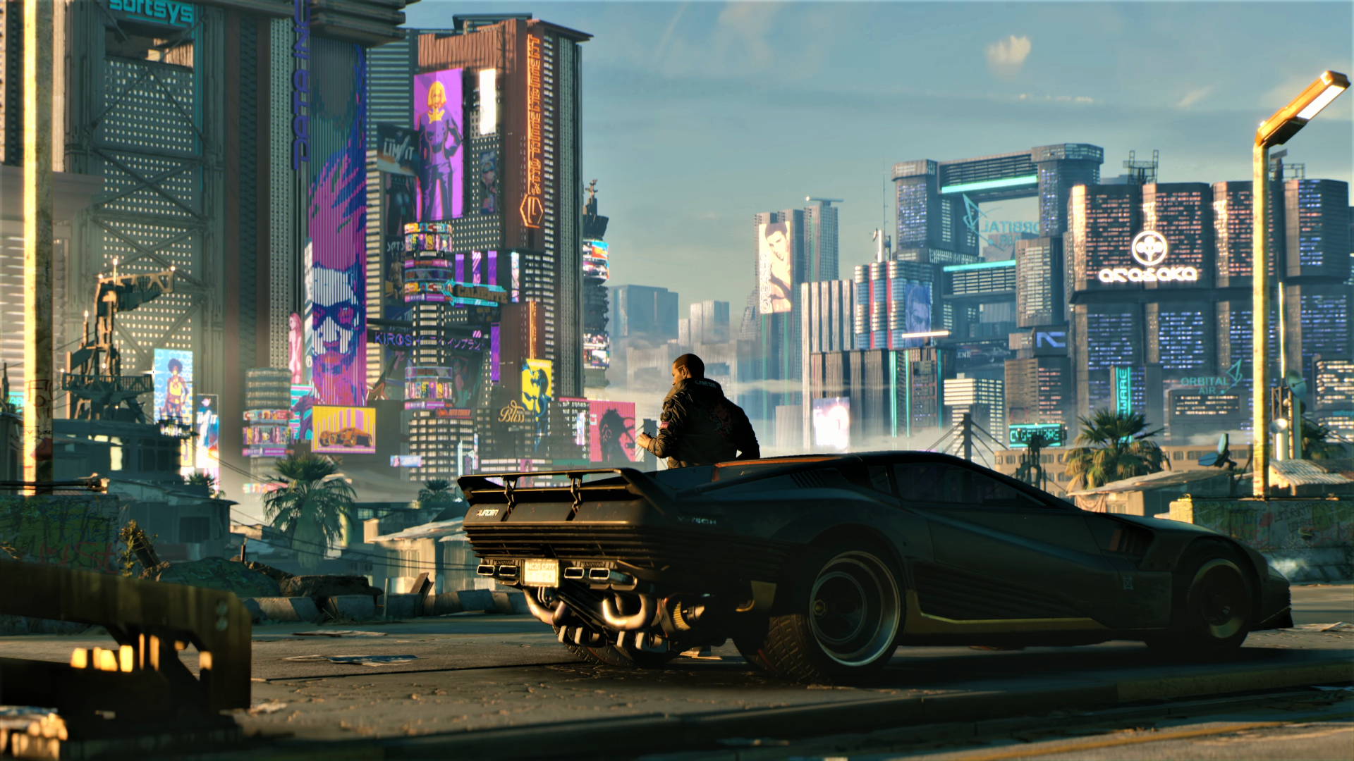 164 4k Ultra Hd Cyberpunk 2077 Wallpapers Background Images Wallpaper Abyss