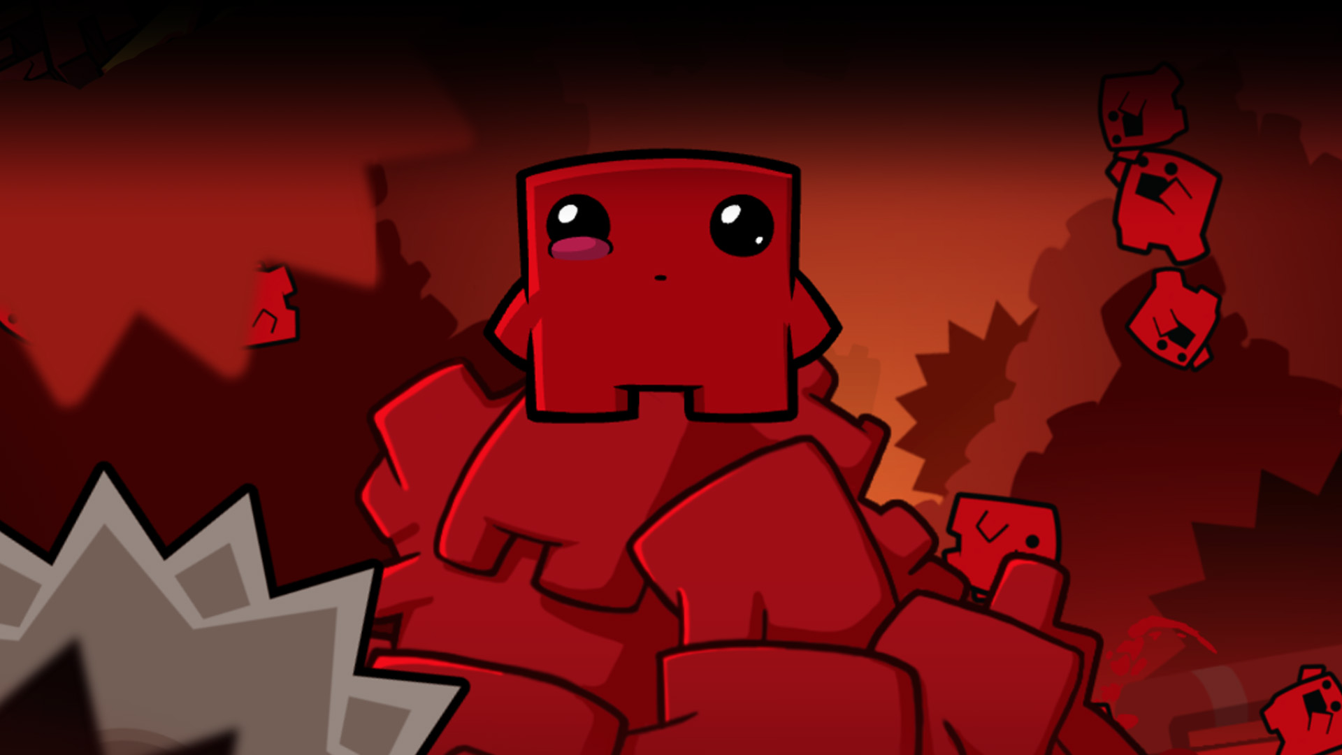 Super Meat Boy Forever Hd Wallpaper Background Image 1920x1080