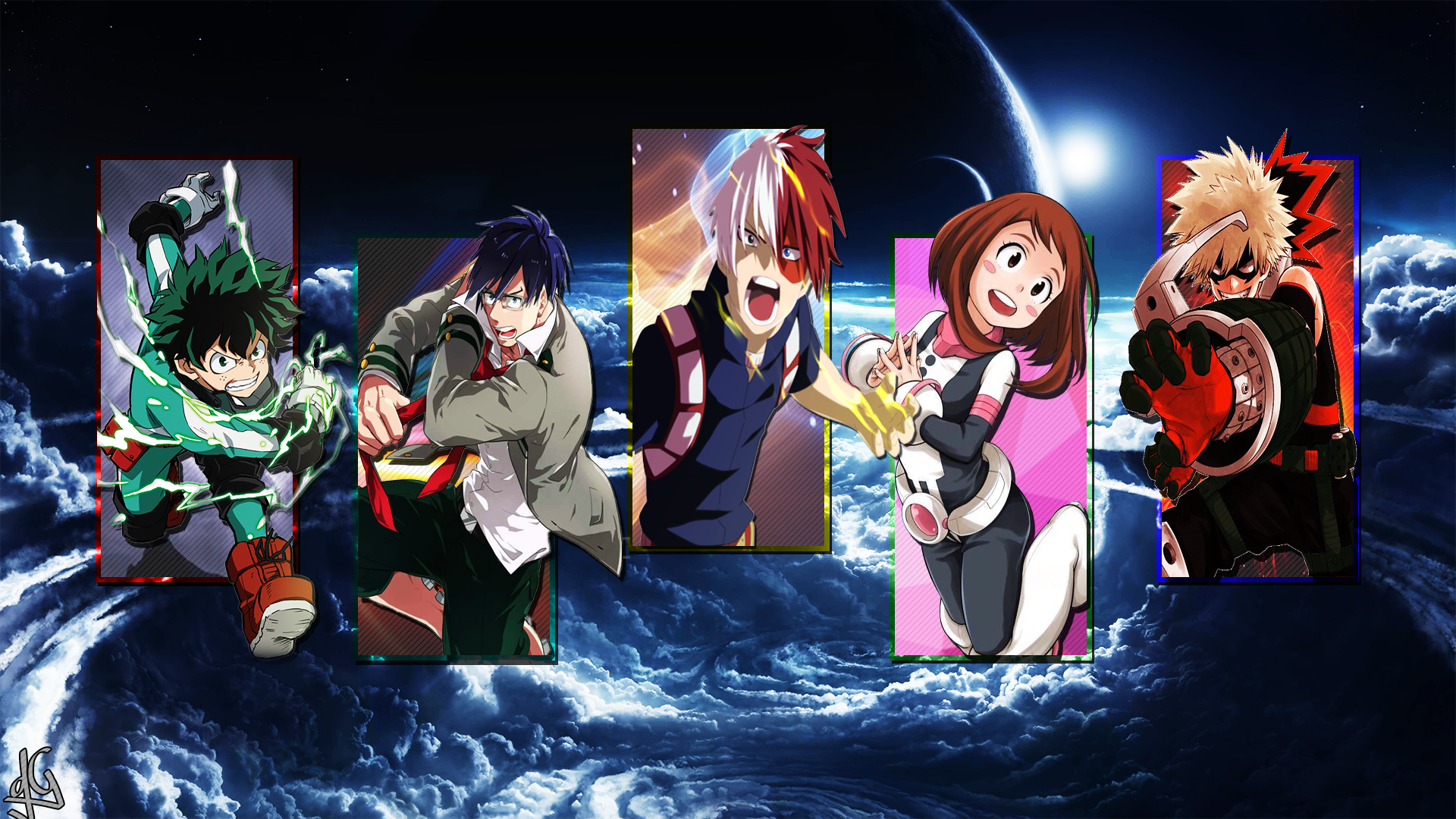 Boku No Hero Academia HD Wallpaper | Background Image ...