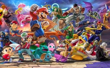 177 Super Smash Bros  Ultimate HD Wallpapers | Background